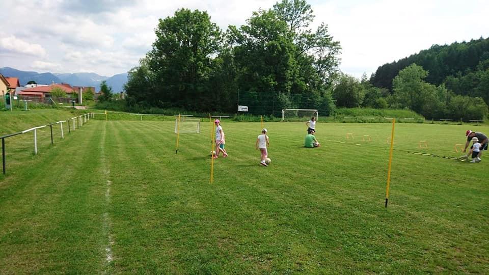 V Liptovskej Ondrašovej pokračuje Futbalové leto aj tieto prázdniny