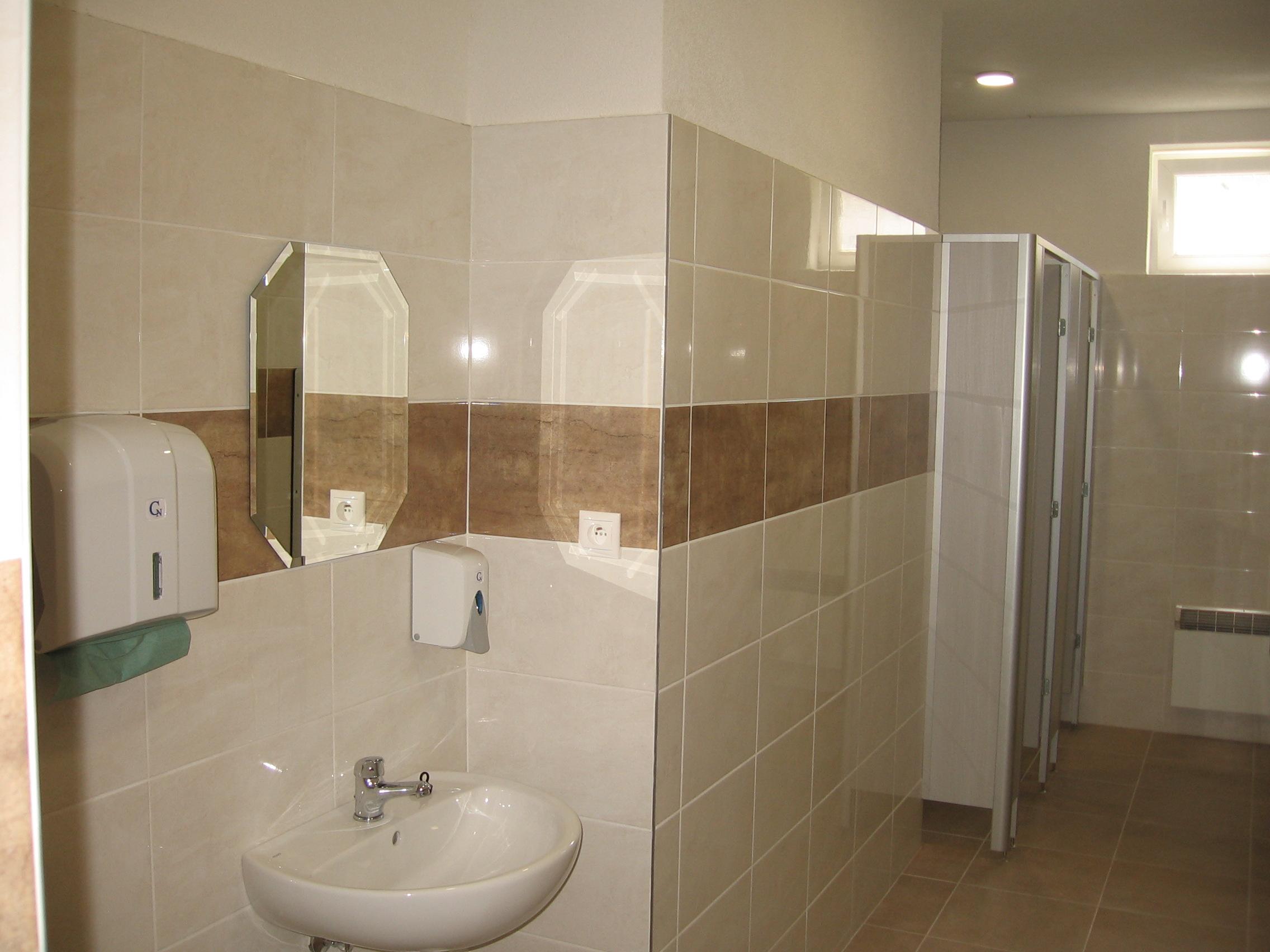 Iľanovo: Kultúrny dom vybavili moderným hygienickým zázemím