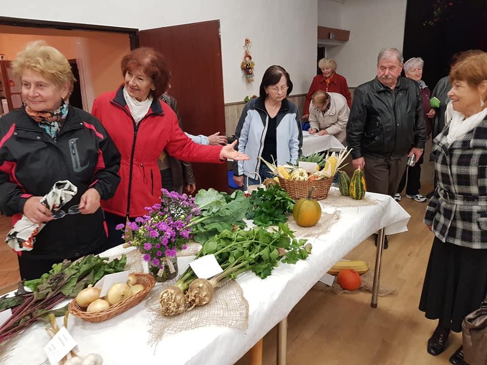 Výstava ovocia a zeleniny je otvorená