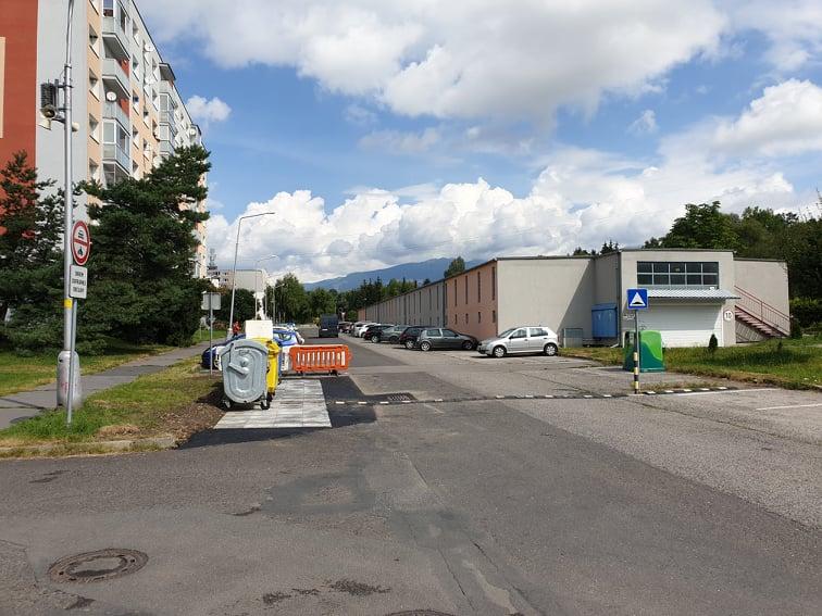 V meste pribudli nové kontajnerové státia