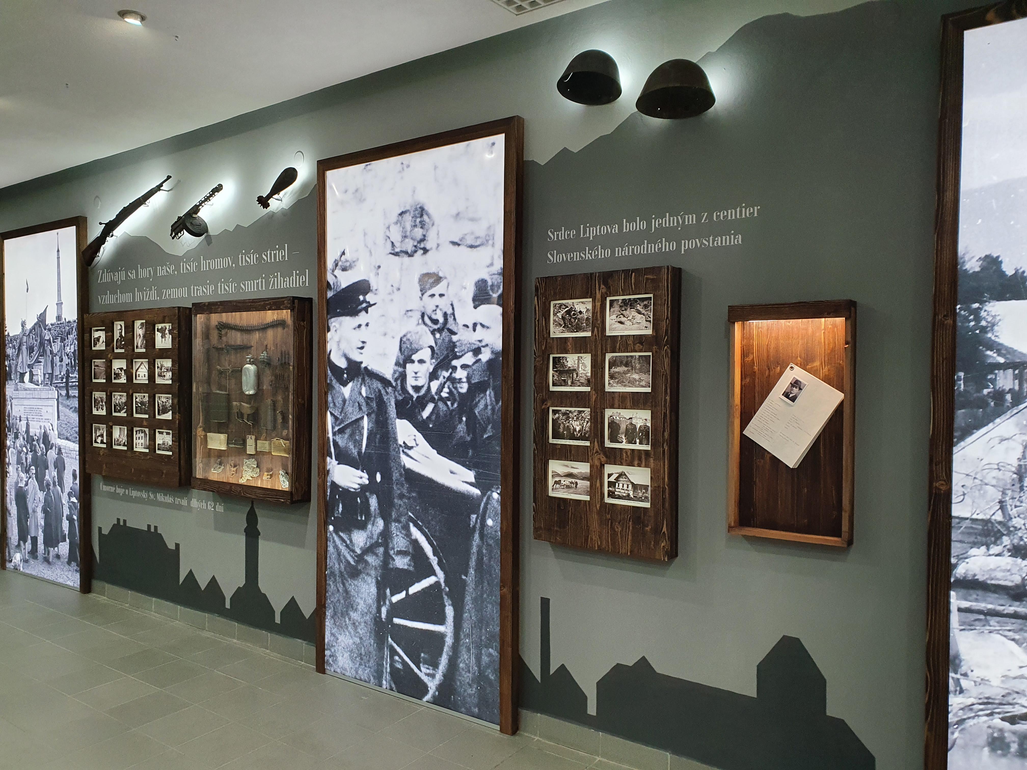 Obnovená expozícia obsahuje zvyšok bombardéra