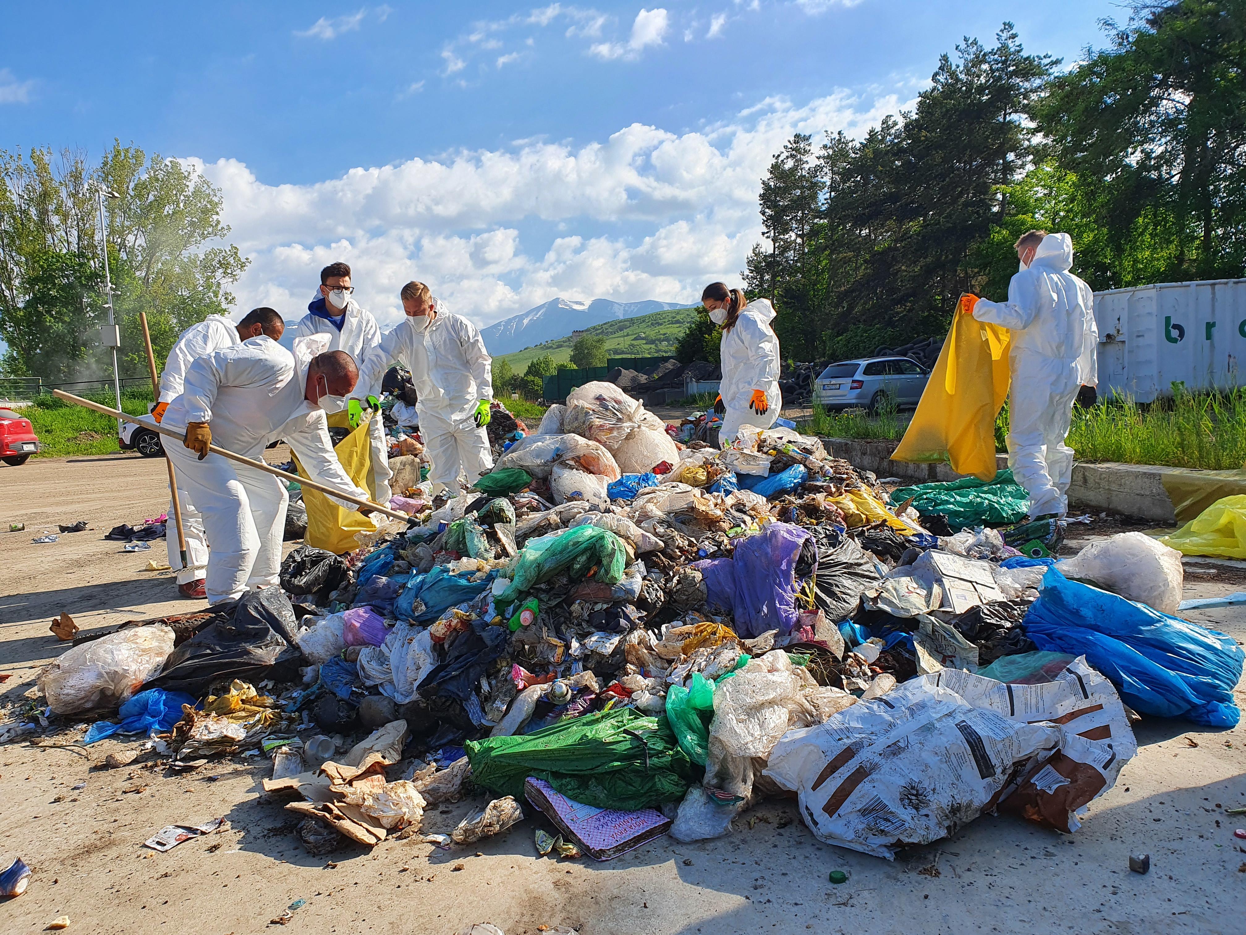 Analýza odhalila veľké množstvo kuchynského odpadu