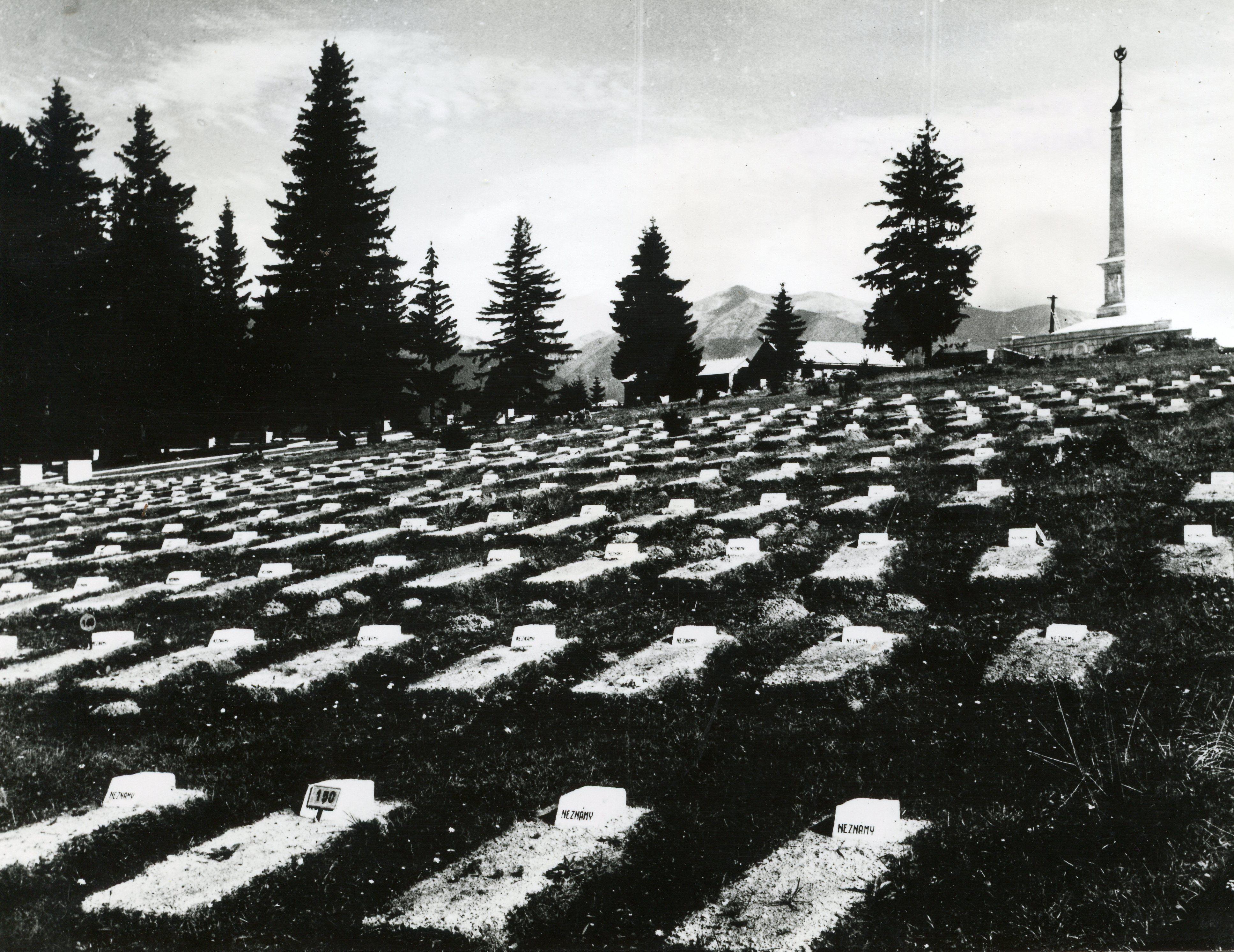 Na obnove cintorína na Háji sa začne robiť budúci týždeň