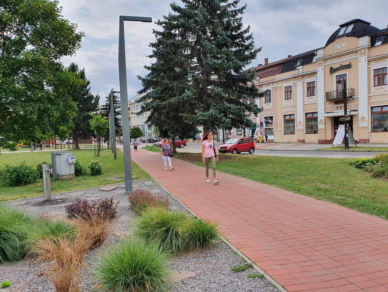 Čaká nás budovanie parkovacích stojísk, opravy chodníkov aj inštalácia zastávky