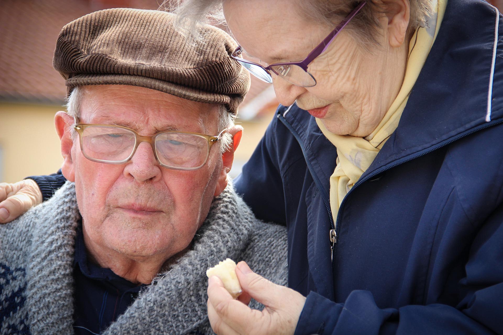 Vitamínová zbierka pre seniorov