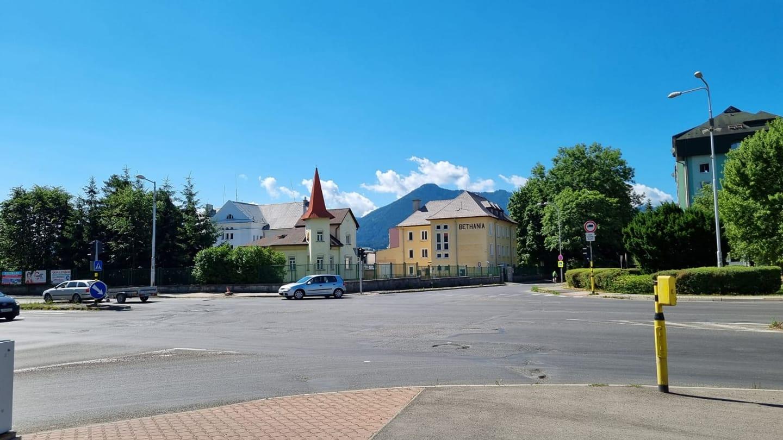 Svetelná signalizácia na Rachmaninovom námestí je mimo prevádzky